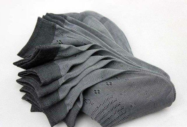 Бесплатная Доставка (6 пар/лот) Мода Комфорт носки ультра-тонкие летние мужчины чулки коммерческие гольфы мужские носки W028 #men, #hats, #watches, #belts, #fashion