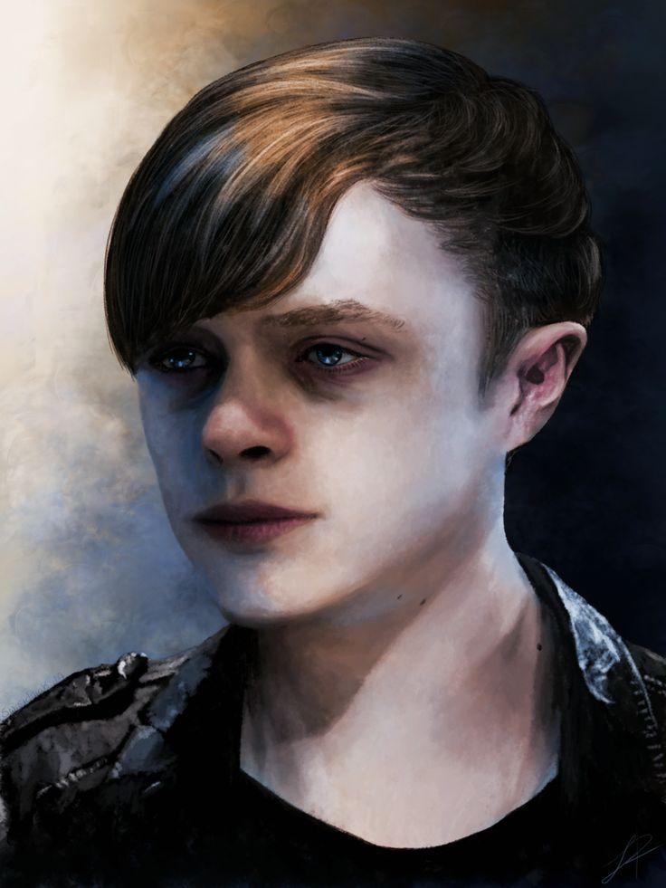 Harry Osborn by swisidniak.deviantart.com on @deviantART