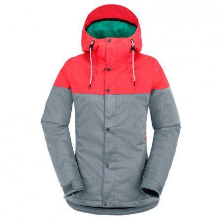 Volcom Bolt Insulated Snowboard Jacket (Women's)   Peter Glenn
