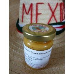 L'arbol de cacahuète – Sauce piquante épaisse à l'arachide