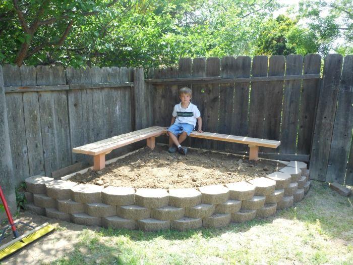 Backyard Sandbox Ideas 25 best sandbox ideas on pinterest sandbox sandpit ideas and kids sandbox 25 Best Sandbox Ideas On Pinterest Sandbox Sandpit Ideas And Kids Sandbox