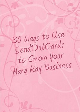 This is a real card (not an e-card) shared from Sendcere. If you have a Mary Kay Business this is a great way to build a relationship with your customers. Click on the image to send this card free.  Limited to 10 first time users.
