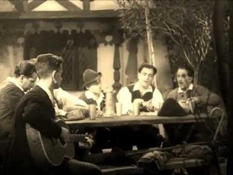 Die Comedian Harmonists singen Volkslieder - 1932 - original Kurzfilm - ...