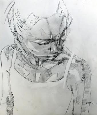 Simon Birch - My official artist profile - alivenotdead.com