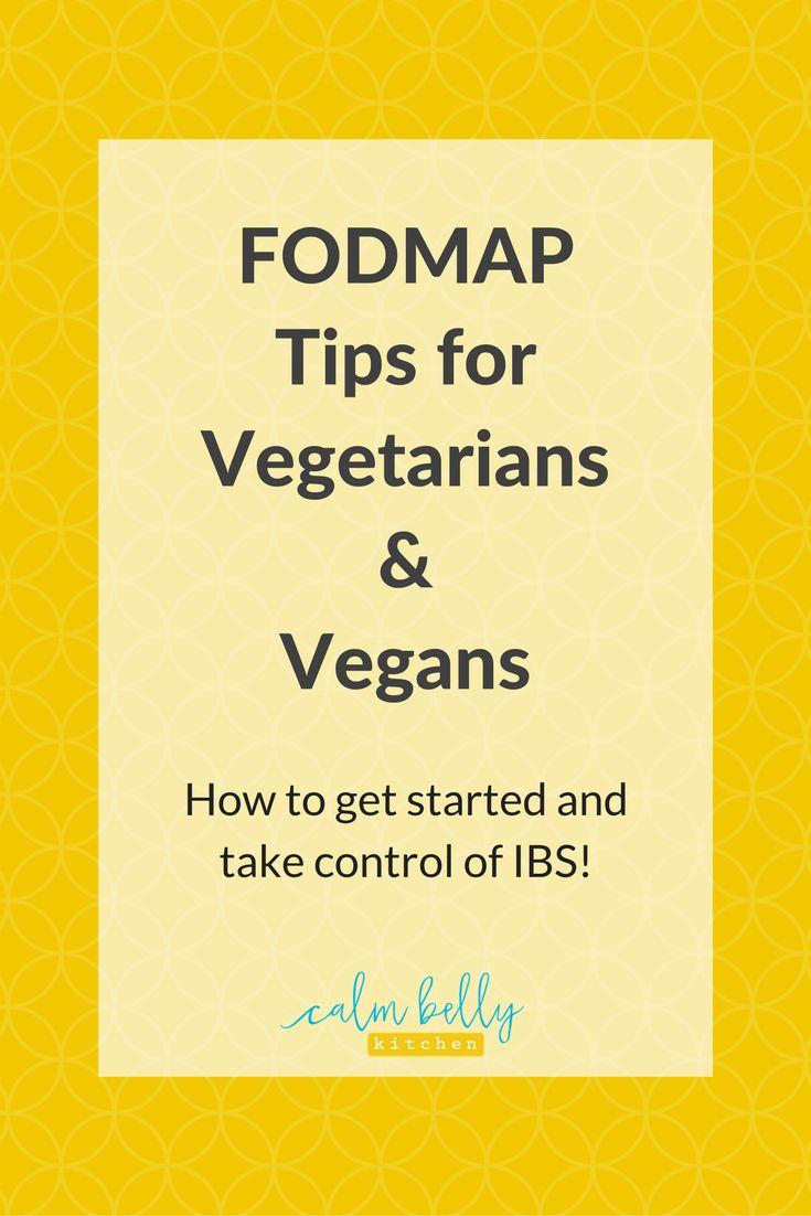 Navigating The FODMAP Diet For Vegetarians And Vegans