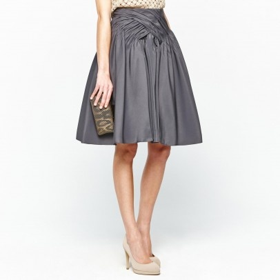 Flared skirt, perfect for classy summer nights!!!