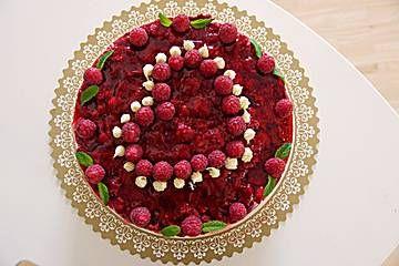 Himbeer – Joghurt – Torte – Veit Hoch