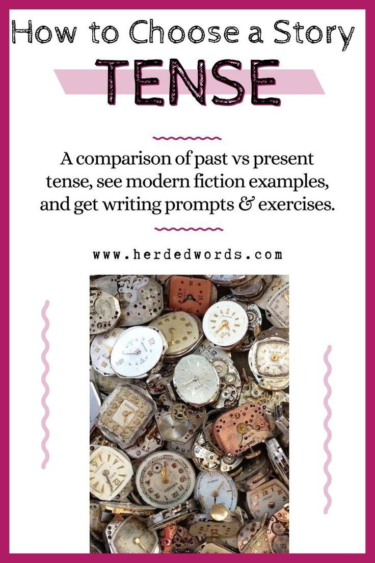 Past tense vs present tense a novel writing guide