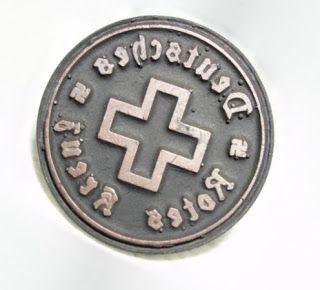 WEHRMACHT DRK DEUTSCHES ROTES KREUZ STAMP INK SEAL INK STAMP PRICE $39