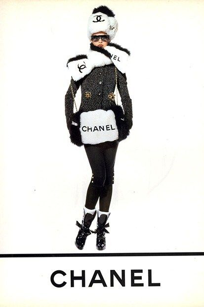 Ain't Nothing Cooler Than Classic Chanel