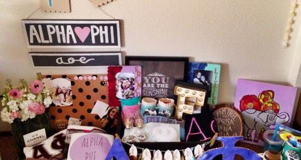 5 Essentials For Big/Little Reveal