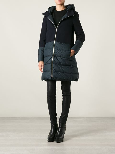 Herno Padded Coat - Satù - Farfetch.com