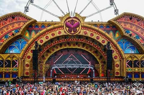 Tomorrowland Belgica