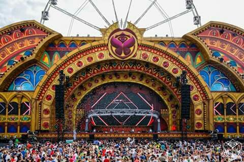 Tomorrowland Belgica