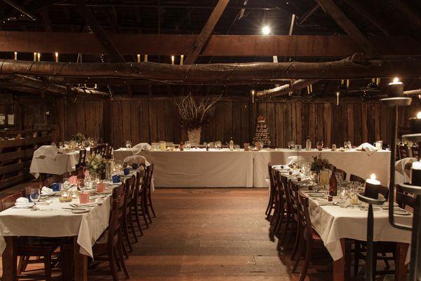 Winter Country Wedding at Emu Bottom Homestead