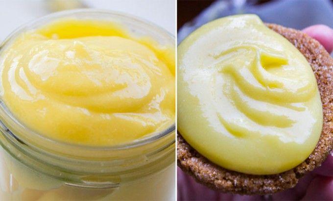 Nejjednodušší recept na citrónový krém, který je hotový za pár minut