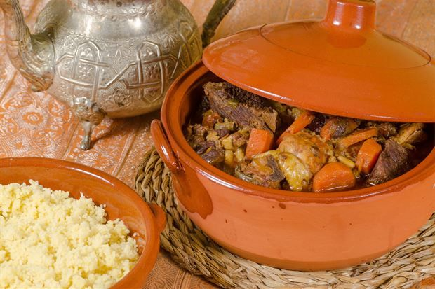 Lamb and Apricot Tagine- PRESSURE COOKER