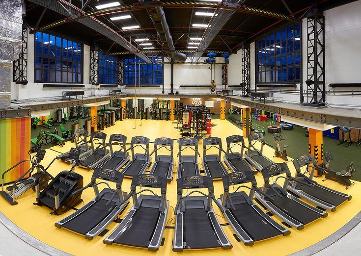 Garage Gym: функциональный тренинг по-уральски   Life Fitness