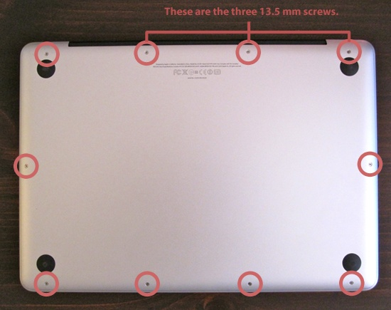 Upgrade Your MacBook Pro's Hard Drive | Macinstruct