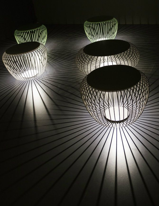 Meridiano led steel floor lamp by Jordi Vilardell and Meritxell Vidal for Vibia Design. | Find incredible Outdoor floor lamps to use in a deck or patio - click here http://modernfloorlamps.net/outdoor-floor-lamps-use-deck-patio/