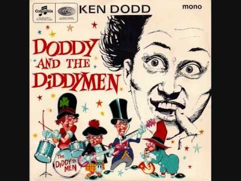 KEN DODD & The DIDDY MEN - Three Tracks From Their 1966 EP - YouTube