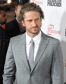 Gerard Butler - Gerard Butler Is Hospitalized After Scary Surfing Accident: Surfing Accident, Gerard Butler, List, Scary Surfing