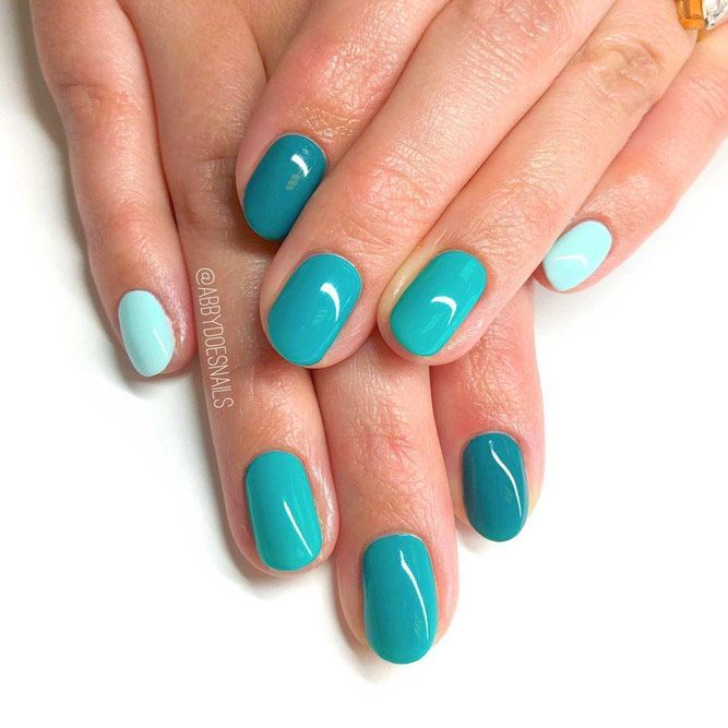Pin On Colorful Nail Designs