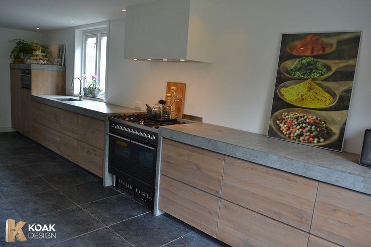 SCHOUW EN LADES Ikea Kitchen projects with Koak Design