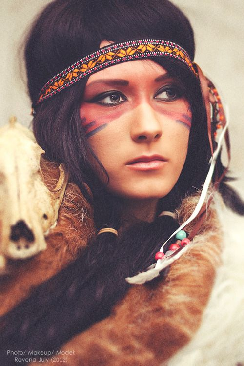 Best 20+ Indian face paints ideas on Pinterest | Native american ...