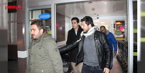 Hava Kuvvetlerinde FETÖ operasyonu; 40 gözaltı 20 kişi aranıyor : Konya Cumhuriyet Başsavcılığı darbe girişimi ardından FETÖ/PDYye yönelik soruşturma başlattı. Soruşturma kapsamında Konyada bulunan 3üncü Ana Jet Üs Komutanlığına bugüne kadar 4 kez operasyon düzenlendi. Operasyonlarda gözaltına alınan pilotlardan itirafçı olanlar ifadelerinde örgütün yapılan...  http://www.haberdex.com/turkiye/Hava-Kuvvetleri-nde-FETO-operasyonu-40-gozalti-20-kisi-araniyor/94190?kaynak=feeds #Türkiye   #Konya…