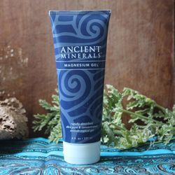 Ancient Minerals Magnesium Gel - claims to be highly therapeutic for psoriasis, eczema and other skin conditions.