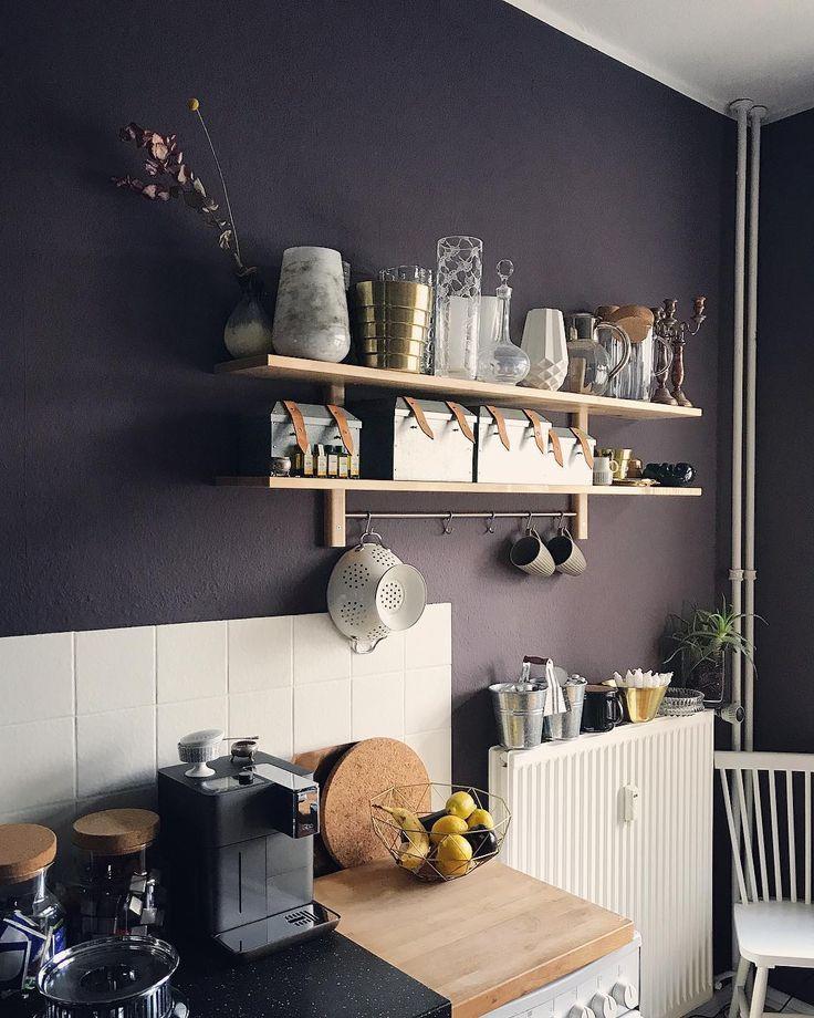 Küchen Wand Deko. extravagante kunstloft® metall wandskulptur ...