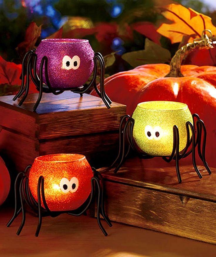 1077 best Halloween decor images on Pinterest Holidays halloween - halloween decorations indoor ideas