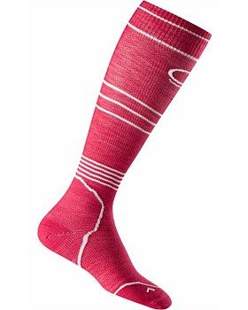 With a precise anatomical design and blended merino construction with the added benefits of compression, the Women's Ski+ Compression Ultralight Over the Calf socks are the ultimate ski socks. Buy Now http://www.outsidesports.co.nz/Icebreaker/Womens_Icebreaker/Socks/IB101282/Icebreaker-Ski+-Compression-Ultralight-Socks---Women's.html#.Vye5rHpnHpI