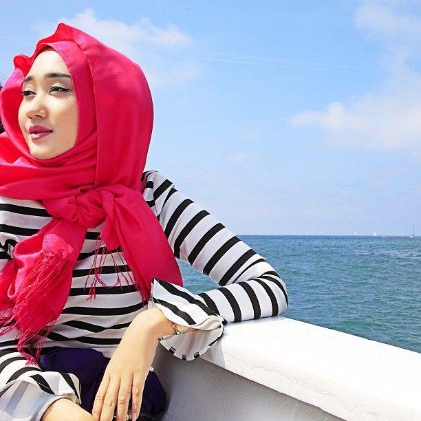 Hijab sutra turki ipekevi