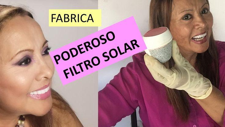 FABRICA PODEROSO PROTECTOR  SOLAR -  SOLAR FILTER FACTORY