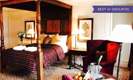 County Durham Spa Break County Durham: 1 or 2 Nights for 2 with Breakfast, Spa Access and Treatment at the Manor House Hotel  >> BUY & SAVE Now!