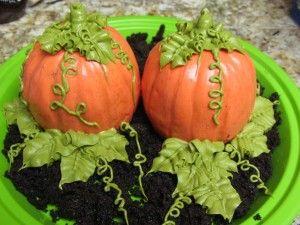 102 Best Halloween Mini Cakes Images On Pinterest