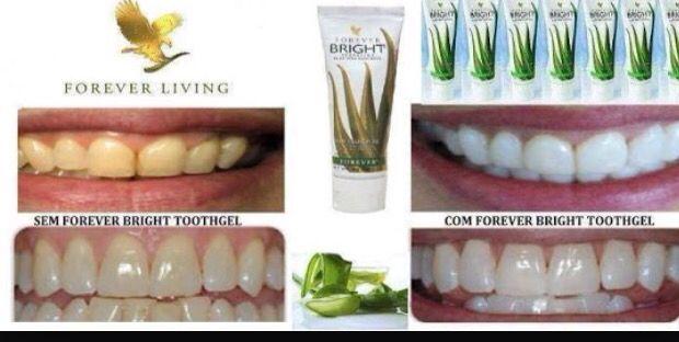 For them lovely white teeth