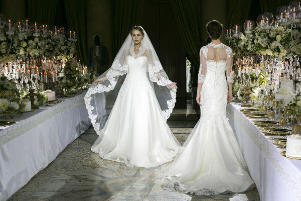 Collezione sposa firmata da Enzo Miccio
