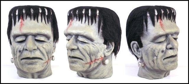 Don Post Studios Glenn Strange Frankenstein mask