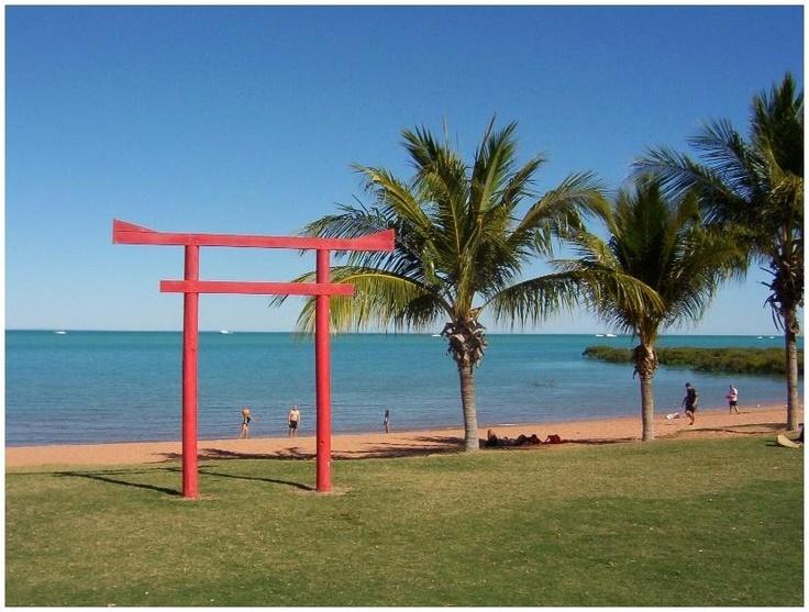 Town Beach.. Broome, Western Australia