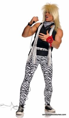 Best 25 rocker costume ideas on pinterest kiss costume deluxe adult 80s rocker costume solutioingenieria Image collections