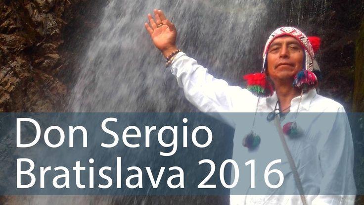 Promluva Dona Sergia – Bratislava 2016 – 6. díl