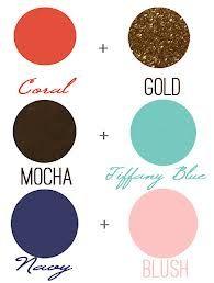 Fall Blue Wedding Colours