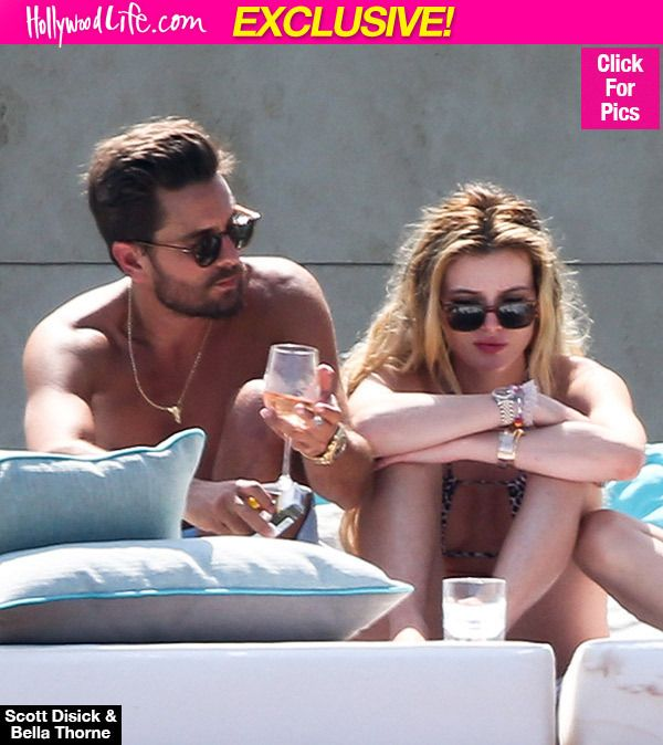 Scott Disick & Bella Thorne: She's 'Heartbroken' After He Ditched Her For HisEx