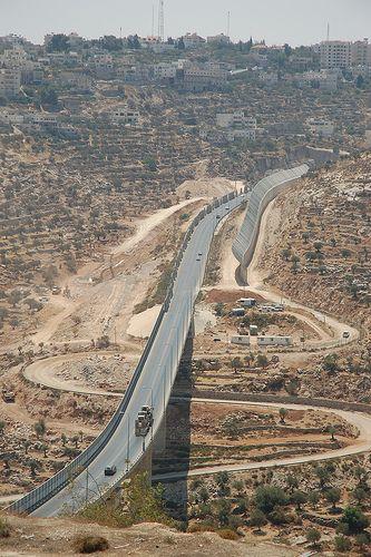 View from Gilo Neighborhood - Jerusalem Israel toward Bethlehem and Beit Jala - Find the latest Israel cartoons and the latest news on Israel and the Middle East at http://www.israelnewsreport.net/view-from-gilo-neighborhood-jerusalem-israel-toward-bethlehem-and-beit-jala/