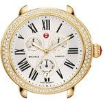 MICHELE 18mm Serein Diamond Watch Head