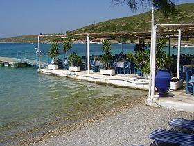 Samos, Posidonio beach