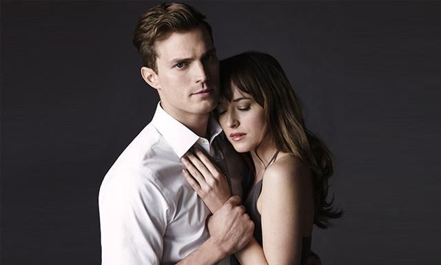 """""""Why don't you like to be touched"""" Ana whispered, staring up into soft grey eyes. """"Because I'm fifty shades of fucked-up, Anastasia"""""""